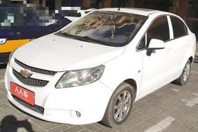 雪佛兰-赛欧 2013款 三厢 1.4L 手动幸福版II