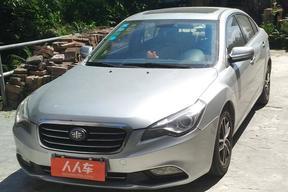 奔腾-B50 2013款 1.6L 自动豪华型