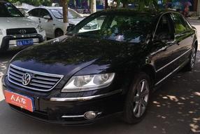 大众-辉腾 2009款 3.6L V6 5座加长舒适版