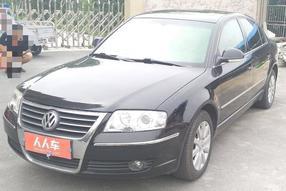 大众-Passat领驭 2007款 1.8T 自动VIP型