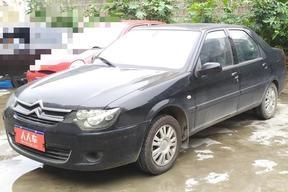 雪铁龙-爱丽舍 2012款 三厢 1.6L 手动科技型