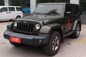 Jeep-牧马人 2008款 3.8L 两门版 Sahara