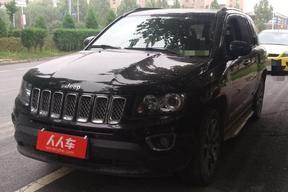 Jeep-指南者 2013款 2.4L 四驱炫黑导航版