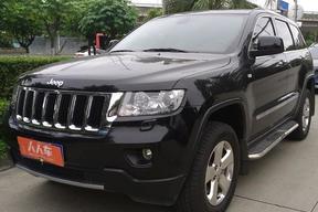 Jeep-大切诺基(进口) 2012款 3.6L 豪华导航版