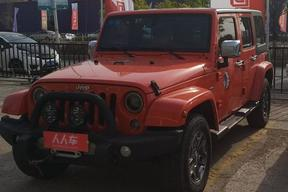 Jeep-牧马人 2015款 3.0L 四门舒享版 Sahara