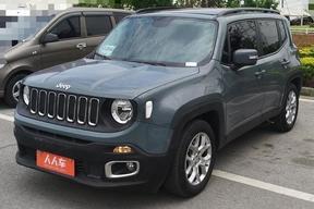 Jeep-自由侠 2016款 1.4T 自动劲能版