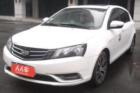 吉利汽车-帝豪 2014款 两厢 1.5L 手动精英型