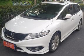 本田-杰德 2014款 1.8L CVT豪华版 5座