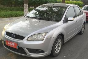 福特-福克斯 2007款 三厢 1.8L 手动舒适型