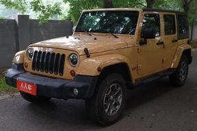 Jeep-牧马人 2013款 3.6L 四门版 Sahara