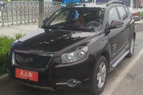 吉利汽车-SX7 2014款 2.0L 手动尊贵型