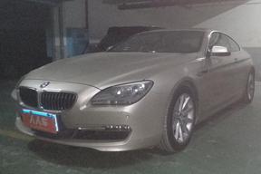 宝马-6系 2012款 640i双门轿跑车
