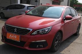 标致-308 2016款 1.2T 自动豪华版
