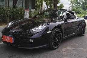 保时捷-Cayman 2012款 Cayman Black Edition 2.9L