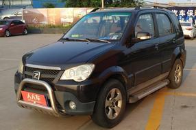众泰-5008 2010款 1.3L 手动豪华型
