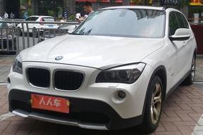 宝马-X1(进口) 2012款 sDrive18i豪华型