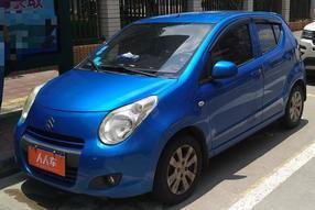 铃木-奥拓 2009款 1.0L 手动豪华型