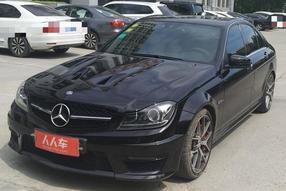 奔驰-C级AMG 2014款 AMG C 63 Edition 507