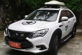 比亚迪-唐新能源 2015款 2.0T 四驱尊贵型