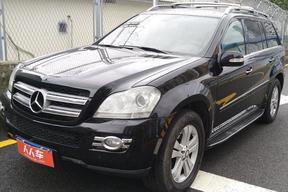 奔驰-GL级 2008款 GL 450 4MATIC经典型