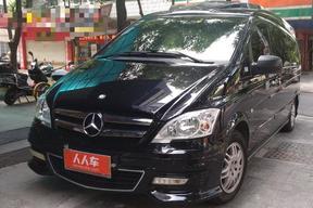 奔驰-威霆 2013款 3.0L 商务版 厂家定制版