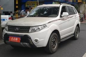 北汽制造-BW007 2015款 2.0T 两驱舒适版