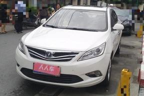 长安-逸动 2012款 1.6L 手动豪华型