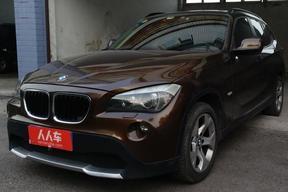 宝马-X1 2012款 sDrive18i 豪华型