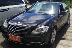 奔驰-S级 2012款 S 300 L 豪华型 Grand Edition