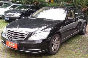 奔驰-S级 2010款 S 600 L