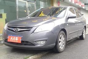 现代-悦动 2010款 1.6L MT GL