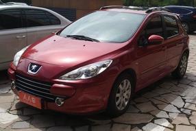 标致-307 2013款 两厢 1.6L 自动舒适版