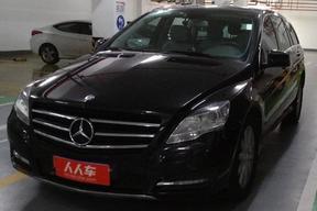 奔驰-R级 2010款 R 500 L 4MATIC