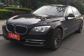宝马-7系 2013款 730Li 豪华型