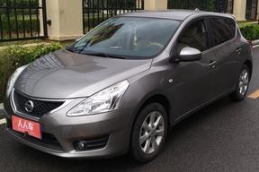 日产-骐达 2011款 1.6L CVT舒适型