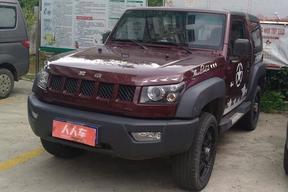 北京-BJ40 2014款 2.4L 手动穿越版