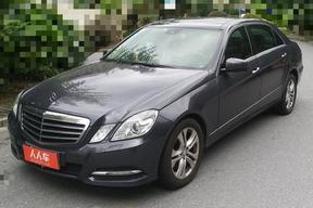奔驰-E级 2012款 E 300 L 时尚型