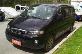 江淮-瑞风 2011款 2.0L穿梭 汽油标准版HFC4GA3