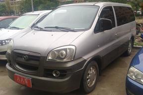 江淮-瑞风 2007款 2.4L祥和 汽油 手动标准型HFC4GA1