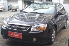 起亚-赛拉图 2012款 1.6L MT GL