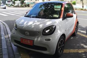 smart-fortwo 2015款 1.0L 52千瓦硬顶激情版