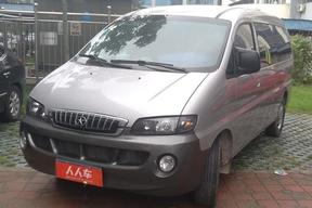 江淮-瑞风 2015款 2.0L穿梭 汽油长轴舒适版HFC4GA3-3D