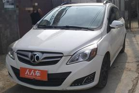 北京汽车-E系列 2013款 两厢 1.5L 手动乐天版