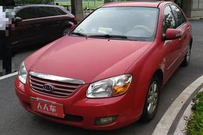 起亚-赛拉图 2007款 1.6L AT GLS