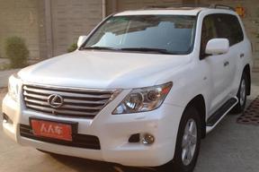 雷克萨斯-LX 2009款 570