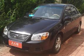 起亚-赛拉图 2010款 1.6L MT GL(改装天然气)
