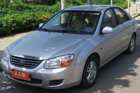 起亚-赛拉图 2007款 1.6L MT GL