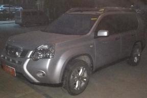 日产-奇骏 2012款 2.5L 手动豪华版 4WD