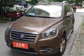 吉利汽车-SX7 2013款 1.8L 手动尊贵型