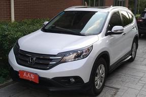 本田-CR-V 2012款 2.4L 四驱豪华版